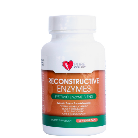 Reconstructive Enzymes | Systemic Enzyme Blend