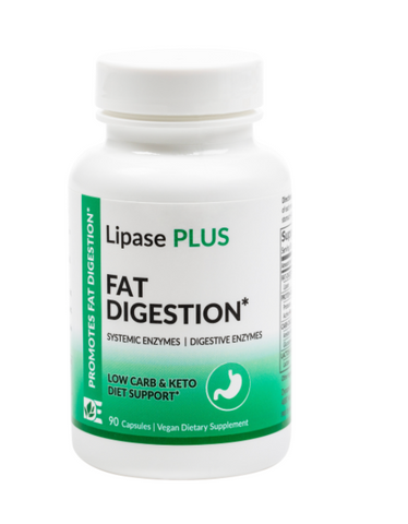 Eat E-Z Lipase Plus | Keto Diet Digestive Support
