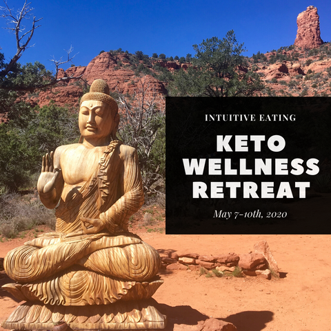 Intuitive Keto Wellness Retreat | Sedona POSTPONED