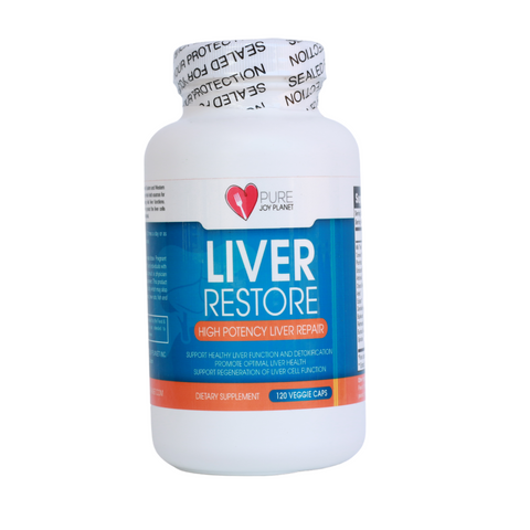 Liver Restore Formula | Liver Cleanse Supplement