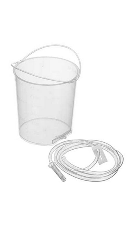 Enema Bucket (1.5 quart / 48oz size)