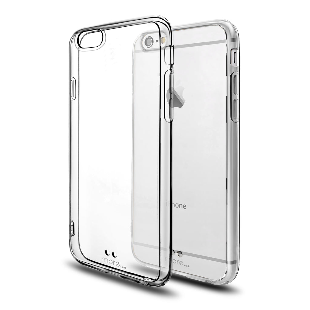thinnest iphone 6s case - crystal clear