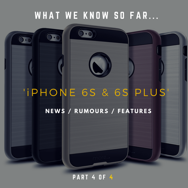 iphone 6s news, features, specs, rumours part 4 of 4