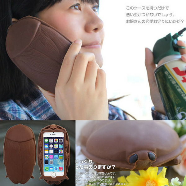 cockroach iphone 6 case funny