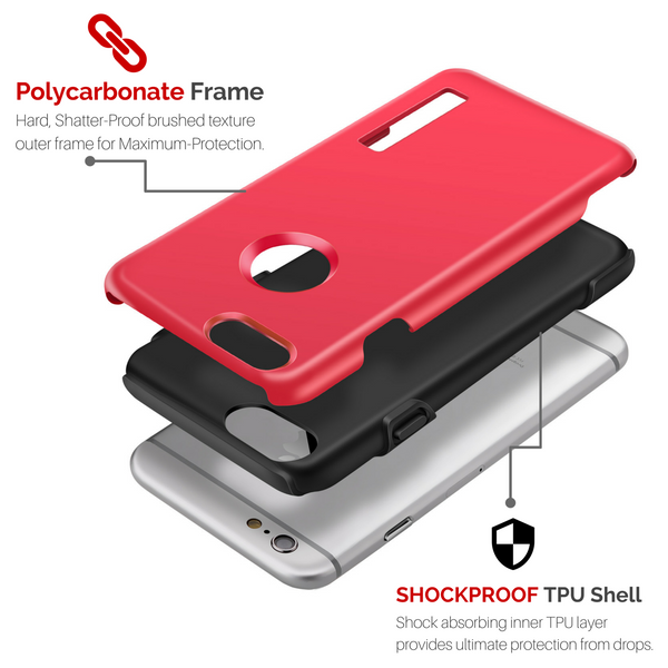 iphone 6s duo armour rugged cases