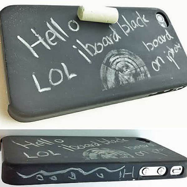 iboard chalk board iphone 5s case