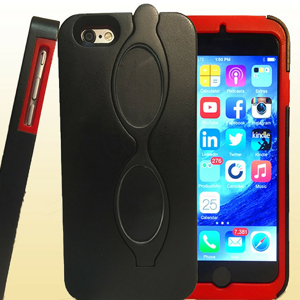 myphonereaders iphone 6 & iPhone 6 plus case wacky kickstarter