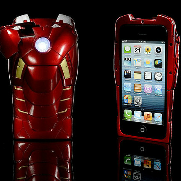 iron men hollywood iphone case