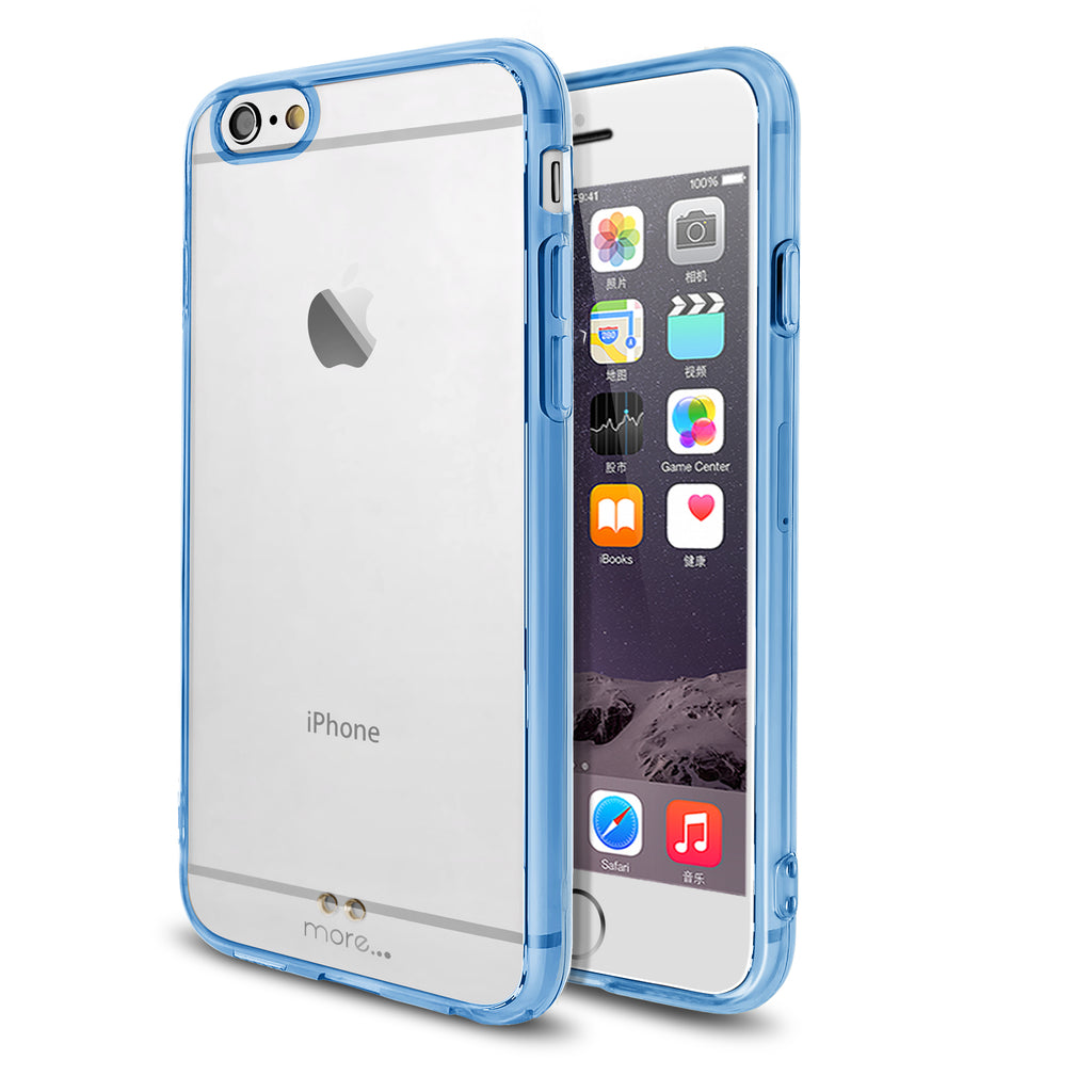 thinnest iphone 6s case - blue