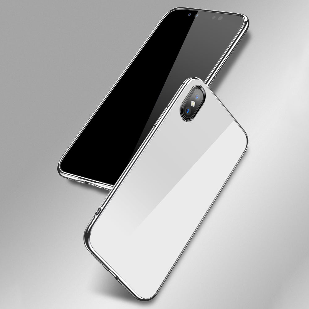 Exclusive Chrome Edge Series Cases For Apple Iphone X 6 Colours Official More
