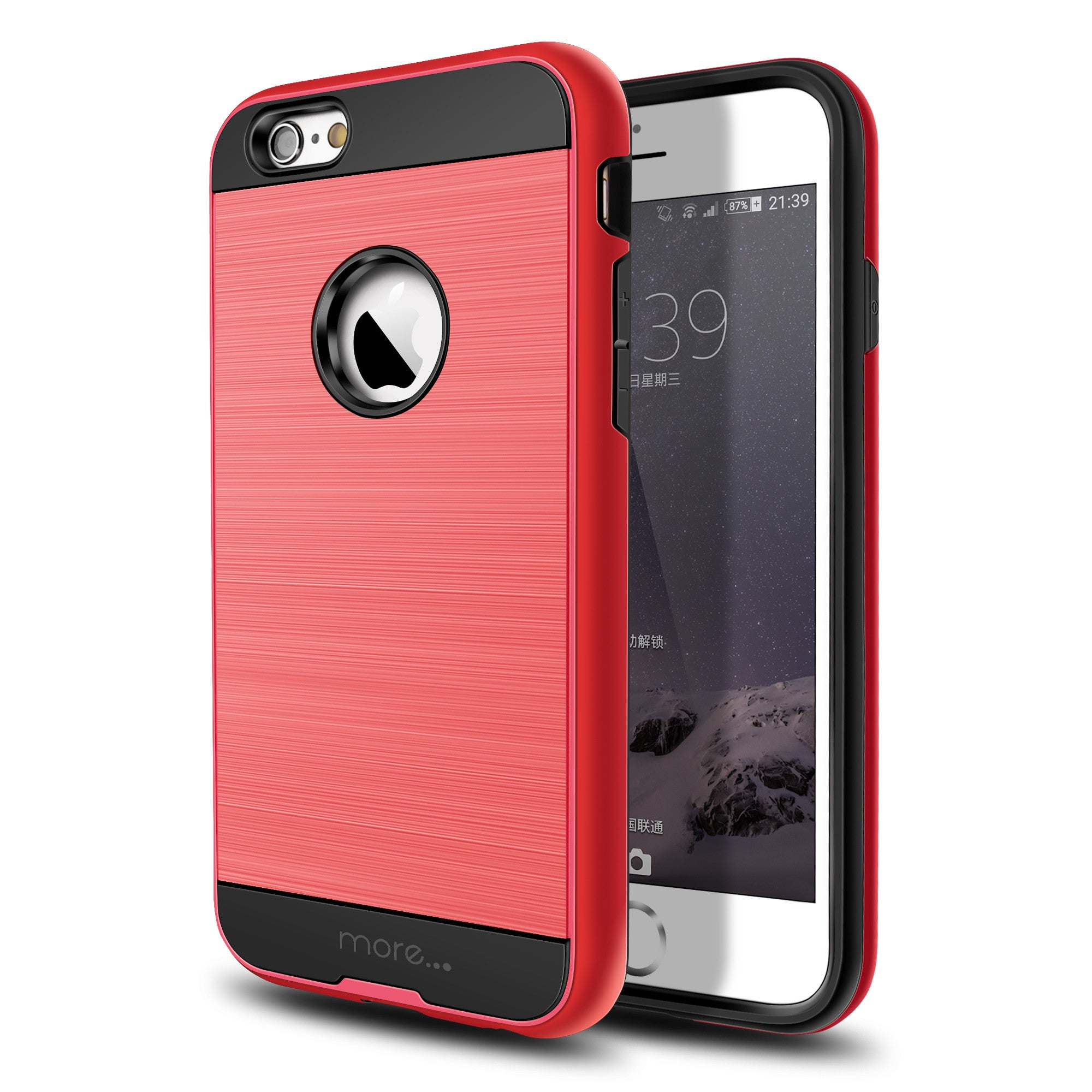More Duo Tough Cases for iPhone 6S   iPhone 6 – Official More® dbe9ac9f0a2d