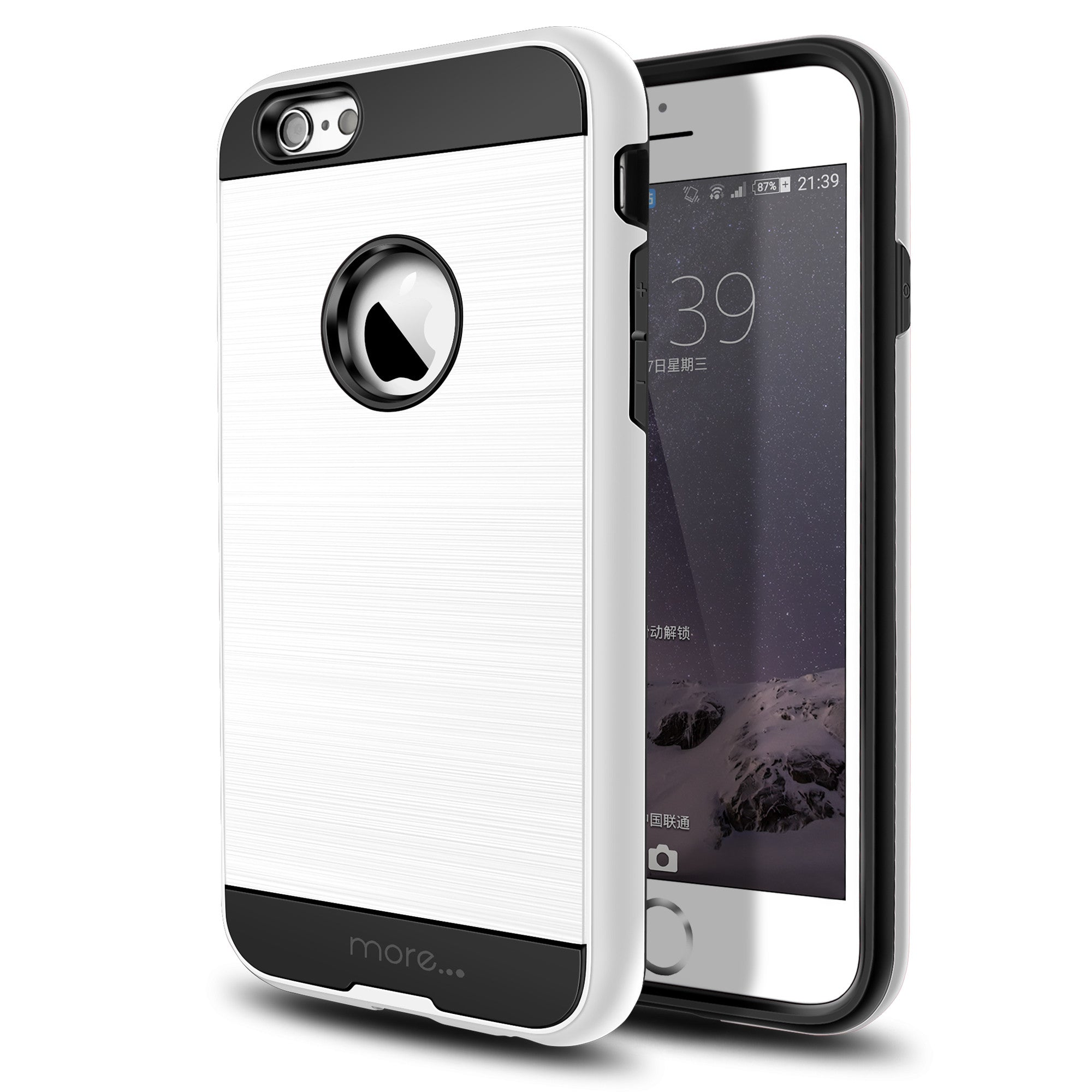 premium selection b9f29 32ba3 More Duo Tough Extreme Series Case for iPhone 6S / iPhone 6
