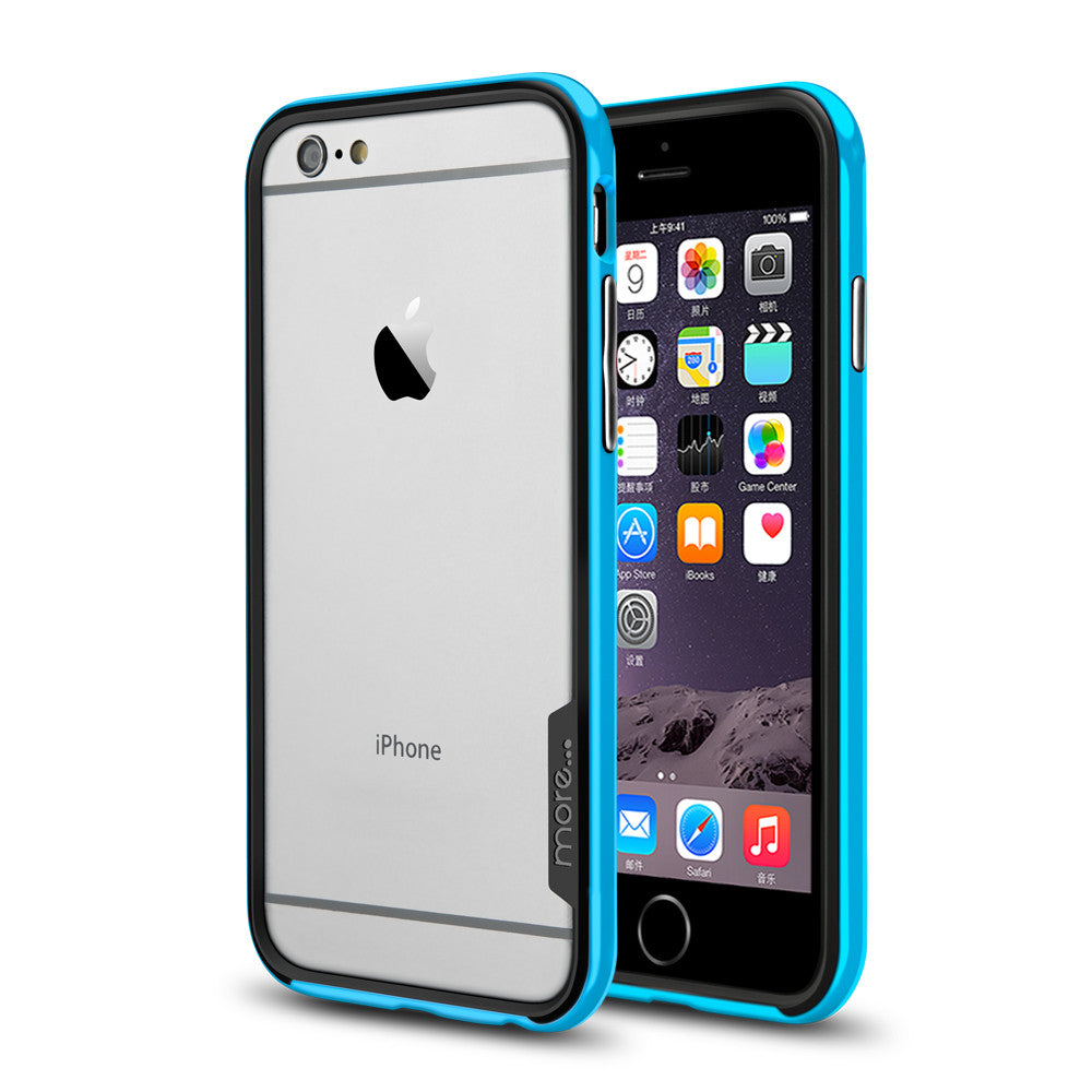 blue iphone 6 more 174 duo hybrid for iphone 6 6s pearl blue 10293