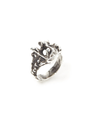 Inferno Sculpted Ring