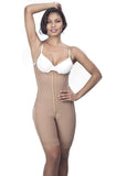 Open-rear Strapless Girdle - Half Leg