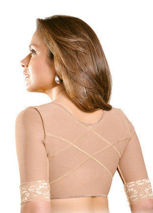 Posture Corrector With Sleeves - fajas y mas 1804