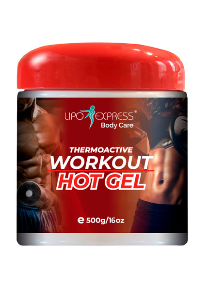 3000 - Thermoactive Workout Hot Gel