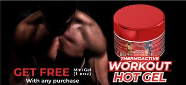 Get a Free Thermoactive Mini Gel