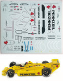Decal CH 2K - Johnny Rutherford