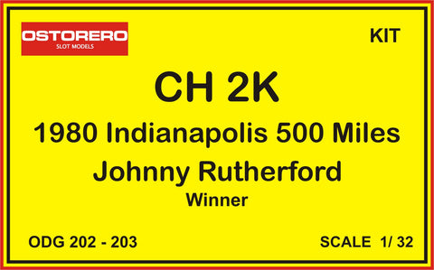 CH 2K J. Rutherford Kit UP