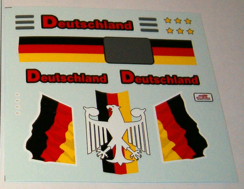 Decal Dreamslot Germany livery