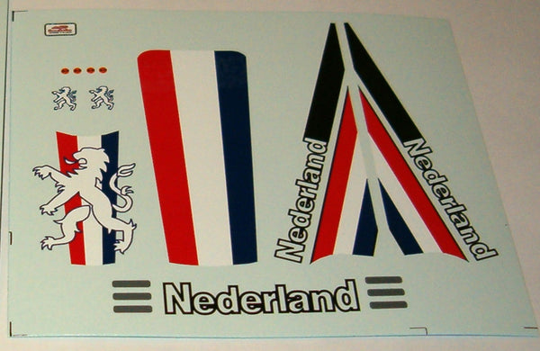 Decal Dreamslot Nederland livery
