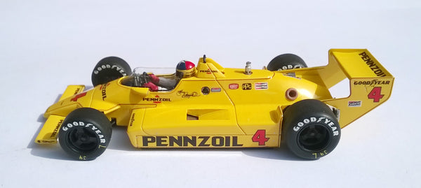 CH 2K  - # 4 - Johnny Rutherford  - 1980