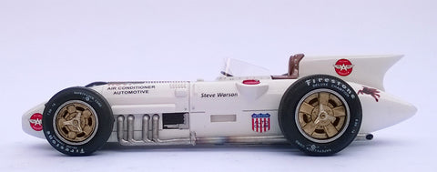 "Novi - Indy 500 -  Steve Warson - Static Model - free inspiration from comic book ""M. Vaillant"""