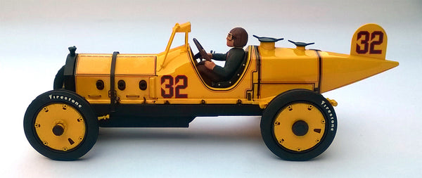 "Marmon ""Wasp"" yellow - Ray Harroun 1911 - # 32"
