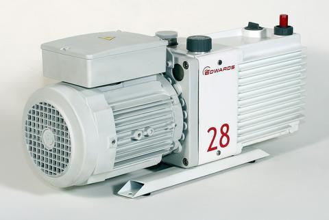 Fomblin Prepared Vacuum Pumps