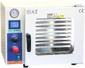 0.9 CF Vacuum Oven 5 Sided Heat, SST Tubing/Valves