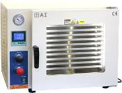 1.9 CF Vacuum Oven 5 Sided Heat, SST Tubing/Valves