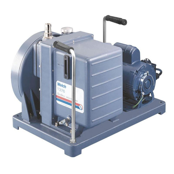 Welch 1376B-46 Duoseal Vacuum Pump for Refrigeration