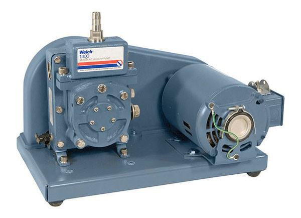 Welch 1400W-01 Vacuum Pump with Explosion Proof Motor