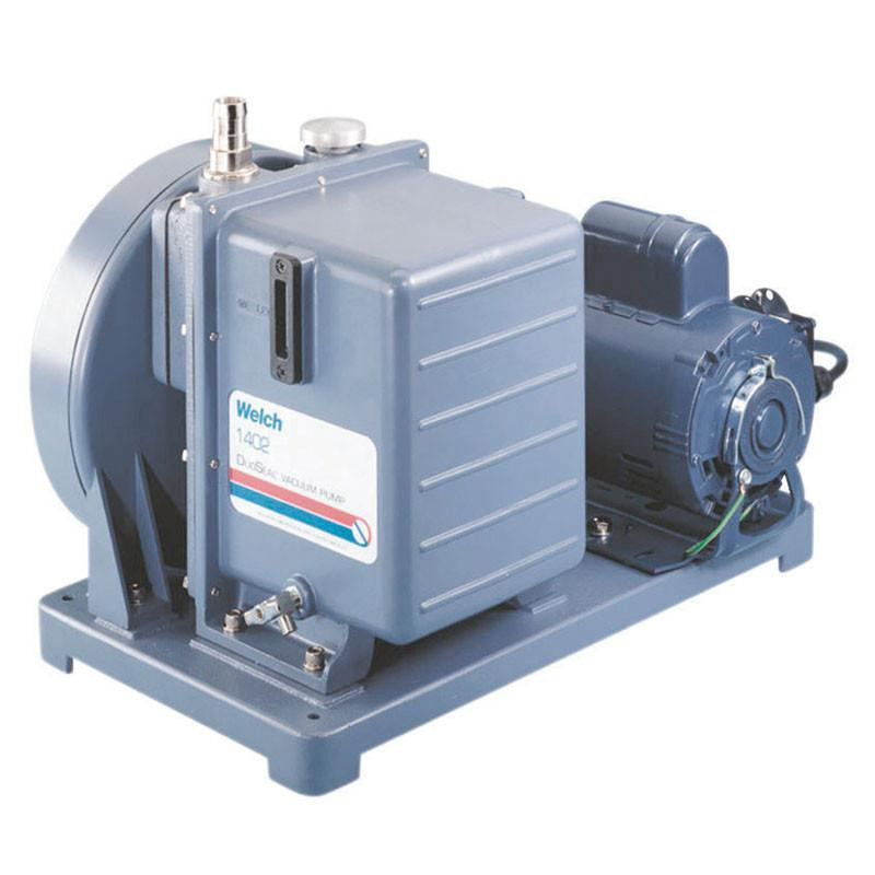 Welch 1402B-01F Vacuum Pump - Fomblin prepared vacuum pump