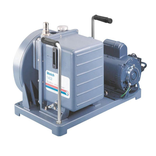 Welch 1402B-46 Duoseal Vacuum Pump for Refrigeration