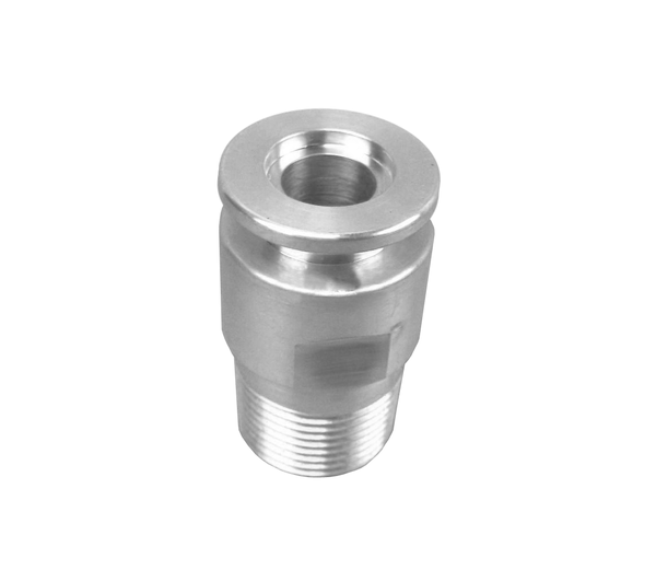 "NW16 X .750"" Male National Pipe Tap (MNPT) Aluminum (3/4"" NPT)"