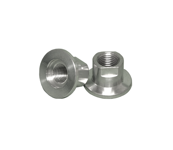 "NW16 X .250"" Female National Pipe Tap (FNPT) Aluminum (1/4"" FNPT)"