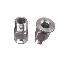 "NW16 X .500"" Male National Pipe Tap (MNPT) Aluminum (1/2"" NPT)"
