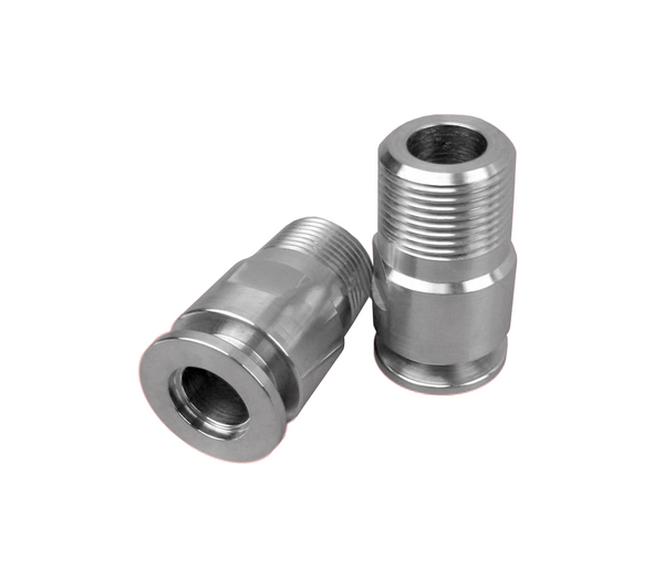 "NW16 X 1.000"" Male National Pipe Tap (MNPT) 304 Stainless Steel (1"" NPT)"