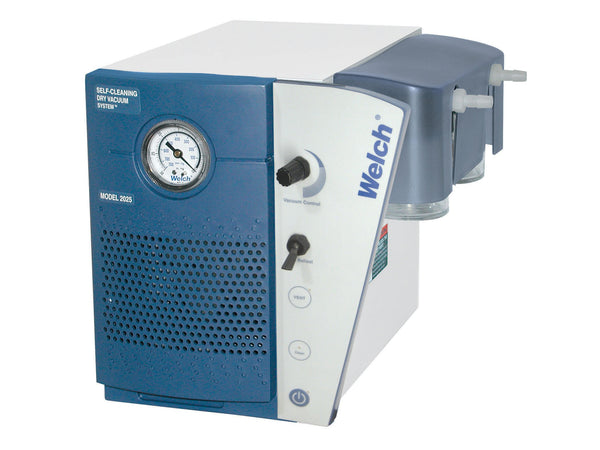 Welch 202503 Self-Cleaning Dry Vacuum Pump