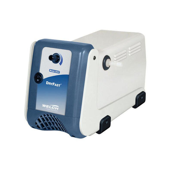 Welch 2037C-02 Dry Chemical Duty Diaphragm Vacuum Pump