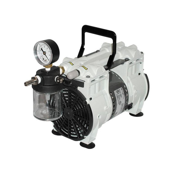Welch Vacuum 2561 WOB-L Piston Vacuum Pump, 115V 60Hz, Model 2561B-50