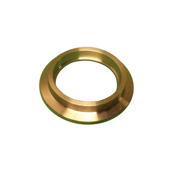 "NW40 Socket Weld Ring Brass 1.5""ID Accepts 1.5"" Tubing"