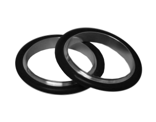 NW40 Centering Ring Aluminum With Buna-N Oring