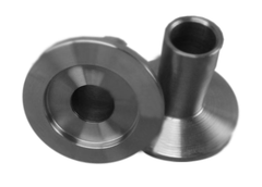 "NW25 X .625"" Hose Fitting, 304 Stainless Steel (5/8"" OD) - Chemtech Scientific"