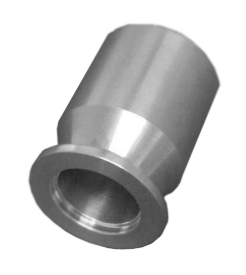 "NW25 X 1.25"" Hose Fitting, 304 Stainless Steel (1 1/4"" OD)"