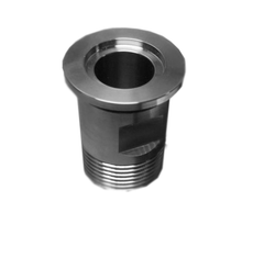 "NW25 X 1.00"" Male National Pipe Tap (MNPT), 304 Stainless Steel (1"" NPT) - Chemtech Scientific"