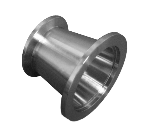 NW40 TO NW16 Conical Adapter 304 Stainless Steel