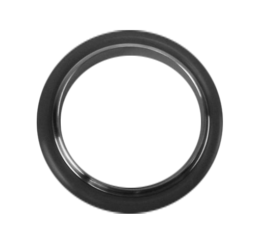 NW40 Centering Ring 304 Stainless Steel With Silicone Oring